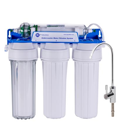Aquafilter háztartási ivóvíztisztító készülék ultraszűrővel